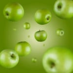 green apple explosion