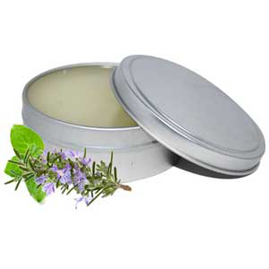 Natural Salve Recipe