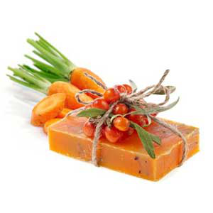 Carrot Soap Recipe
