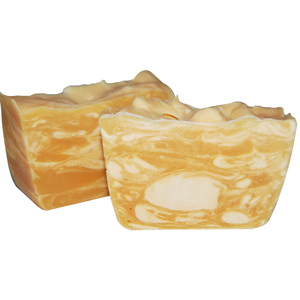 Caramel Custard Cold Process Soap Recipe