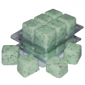 Clamshell Kiwi Sugar Cubes Recipe
