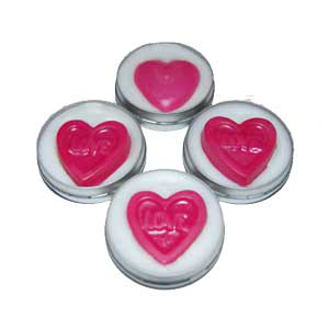 Embedded Heart Lip Balm Recipe