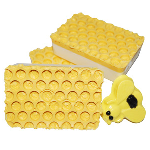 Honeycomb Soap Recipe