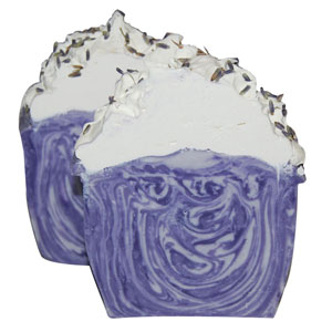 Lavender Cold Process Soap Recipe