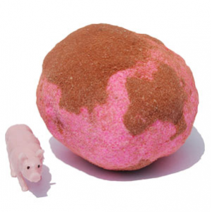 Muddy Pig Bath Bombs Recipe