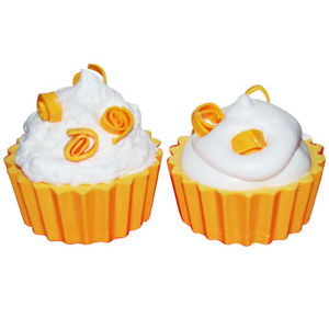 Orange Cream Cupcake Soap Recipe