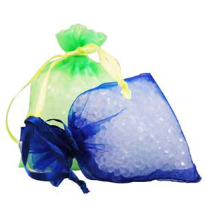 Organza Air Freshening Beads Recipe