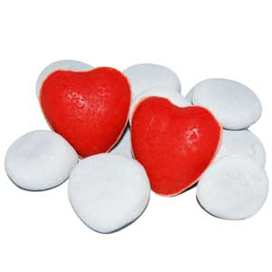 Valentine's Day Scented Rocks Recipe