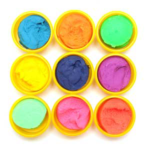 Scented Play Dough Recipe