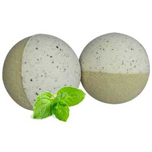 Sinus Relief Bath Bomb Recipe