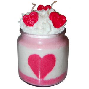 Valentines Day Candle Recipe