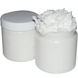 Vanilla Foaming Body Frosting Recipe