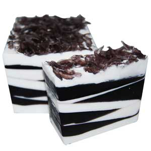 Zebra Print Soap Recipe