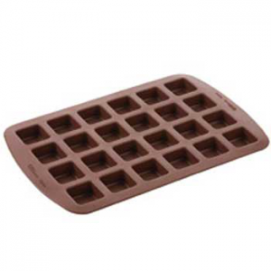 Silicone Soap Mold- 24 Brownie Bites