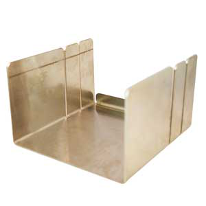 Mitre Box - Stainless Steel