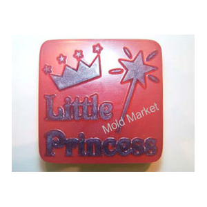 Little Princess- Mold Market Molds