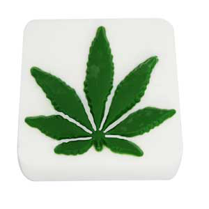Hemp Leaf- Mold Market Molds