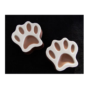 Paw Prints- Mold Market Molds