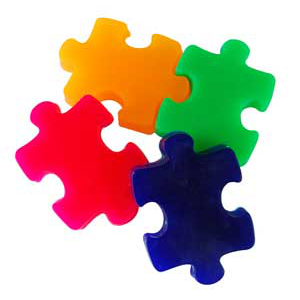 Puzzle Piece- Mold Market Molds
