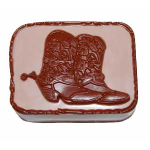 Boots & Spurs- Mold Market Molds