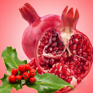 Holiday Pomegranate Fragrance Oil