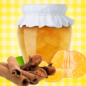 Marmalade Spice  Fragrance Oil