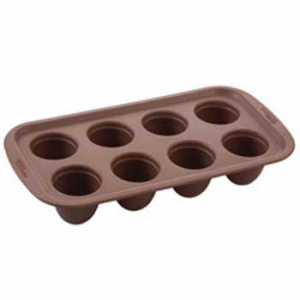 Silicone Soap Mold- 8 Brownie Pops