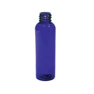 8 oz. BLUE  PET Bullet Bottles