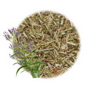 Blue Vervain Cut & Sifted