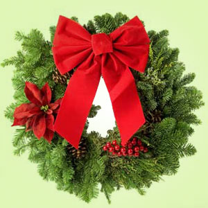 Christmas Wreath Type Fragrance Oil