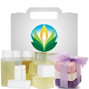 Melt and Pour Soap Kit