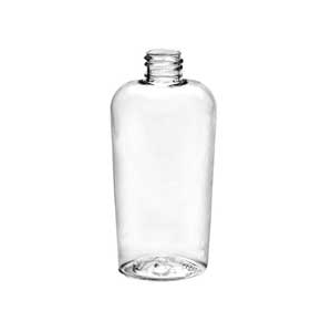 4 oz. Clear Cosmo Bottles