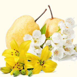 Asian Pear and Lily Fragrance Oil