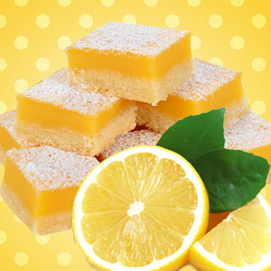 Lemon Squares Fragrance Oil