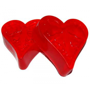 Floral Heart- Mold Market Molds