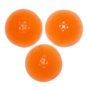 Embed Mold - Golf Balls