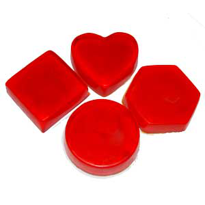 Soap Mold - Assorted Shapes