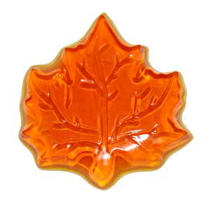Soap Mold - Maple Leaves