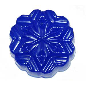 Soap Mold - Snowflakes