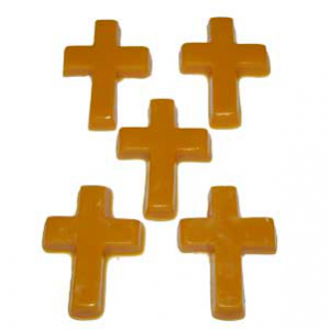 Embed Mold - Small Cross