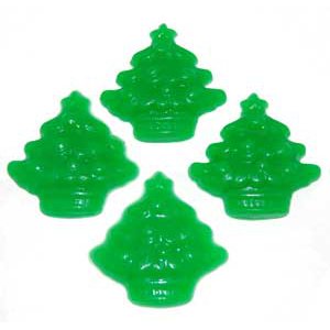 Embed Mold - Christmas Tree and Bulbs
