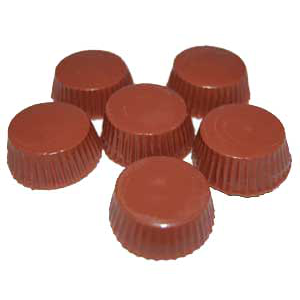 Embed Mold - Peanut Butter Cups