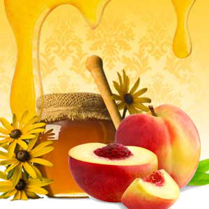 Nectarine &  Honey Fragrance Oil