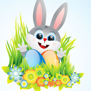 Image result for easter bunny