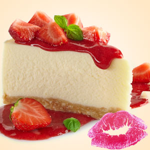Flavoring-Strawberry Cheesecake