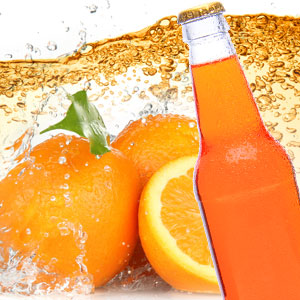 Orange Soda Pop Fragrance Oil