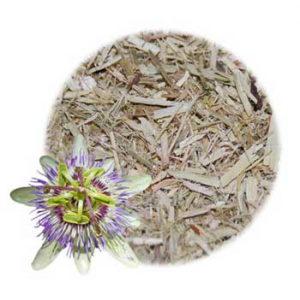 Passion Flower Herb Cut & Sifted