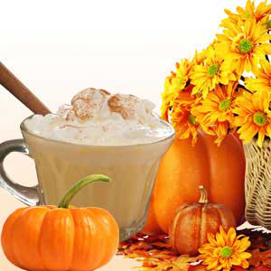 Pumpkin Eggnog Fragrance Oil
