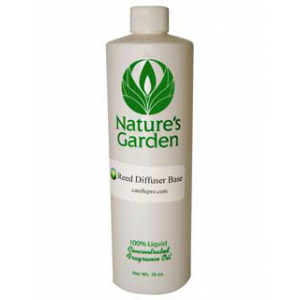 Reed Stick Diffuser Base Natures Garden Room Scenting