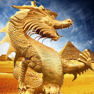 Egyptian Dragon Fragrance Oil